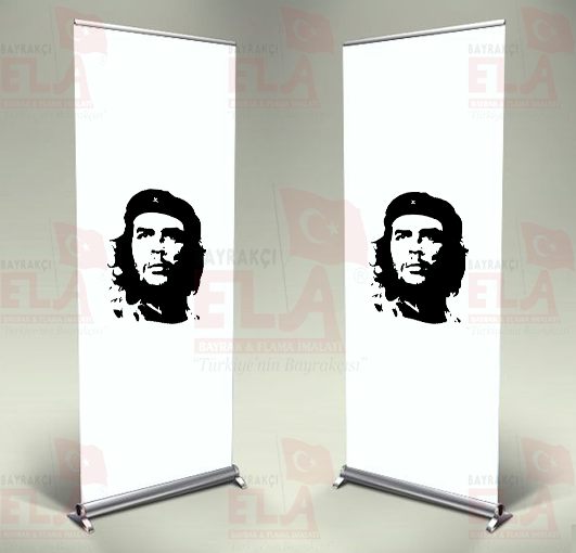 Che Guevara Banner Roll Up