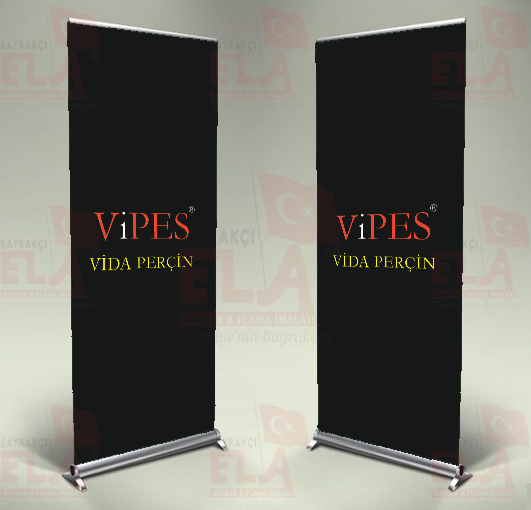 Vipes Vida Perçin Banner Roll Up